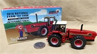 Tool Chests, Cards & IH 1/16 Tractor