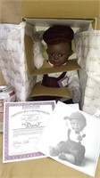 Ashton Drake Porcelain David Doll