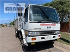 2001 Hino FT 4x4 Service Vehicle