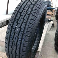 Take off Tires from Vema