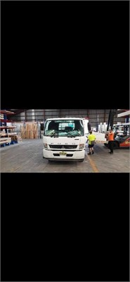 2014 Mitsubishi Fuso Fighter Fm67 - Trucks for Sale