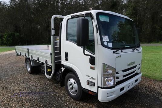 2020 Isuzu NNR 45 150 AMT MWB - Trucks for Sale