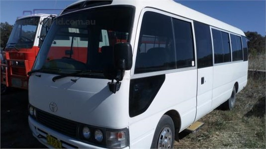 2001 Toyota Coaster Deluxe - Buses for Sale