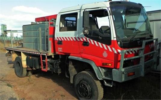 Isuzu FTS 750 4x4 - Wrecking for Sale