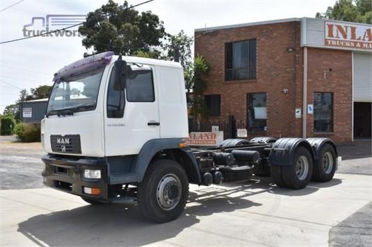 2007 MAN LE26.280 - Trucks for Sale