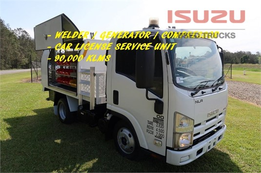 2010 Isuzu NLR 200 Short AMT Used Isuzu Trucks - Trucks for Sale