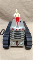 Marx Toys Sparkling Climbing Tractor