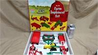 Auburn Farm #551 Implement Set
