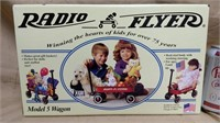 Radio Flyer Model 5 Wagon NIB