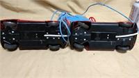 Set Bandai VW Remote Control Cars