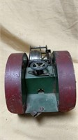 Primitive Antique Toy Tractor