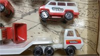 1980 Tonka Construction Set #822 in box.