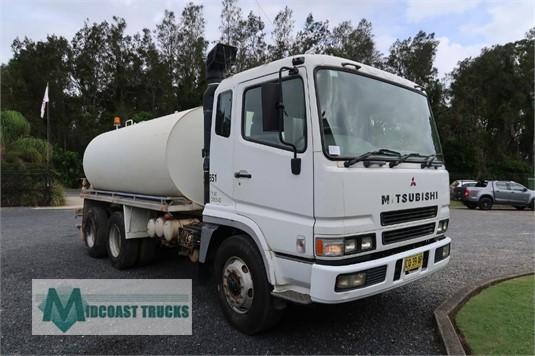 2001 Fuso FV Midcoast Trucks - Trucks for Sale