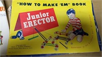 Gilbert Erector Junior Set #10 Circus