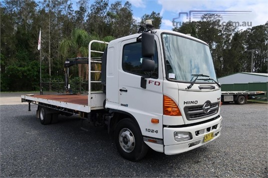 2011 Hino 500 Series 1024 FD - Trucks for Sale
