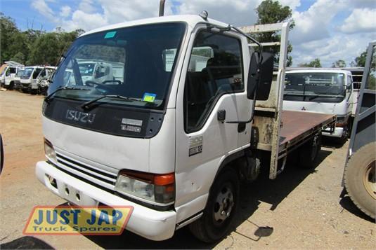 2001 Isuzu NPR Just Jap Truck Spares - Wrecking for Sale