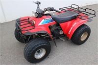 Kawasaki Bayou KLF185A 2x4 ATV