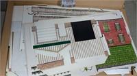 Large John Deere Cardboard Bldgs