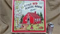 Parker Bros 1952 Schoolhouse Game