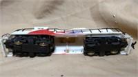Marx Train Tunnel & Train Cars