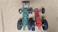Ertl Tractors & Tonka Truck