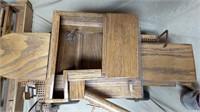 Handmade Wood Combine*