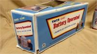 Battery Op Bump N Go Santa