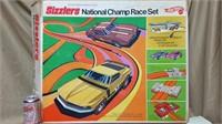 Mattel Sizzlers Race Set 1969
