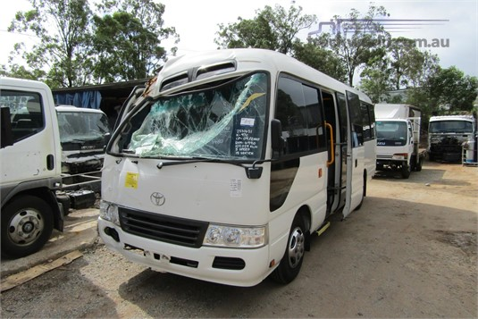 2007 Toyota COASTER - Wrecking for Sale