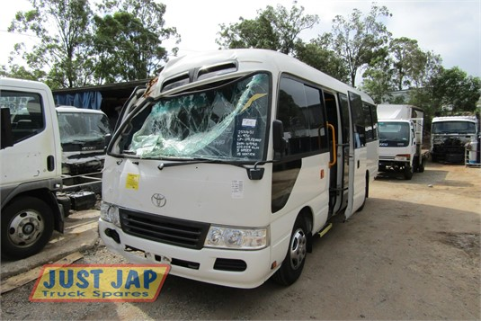 2007 Toyota COASTER Just Jap Truck Spares - Wrecking for Sale