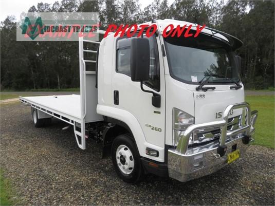 2014 Isuzu FRR 600 Premium Midcoast Trucks - Trucks for Sale
