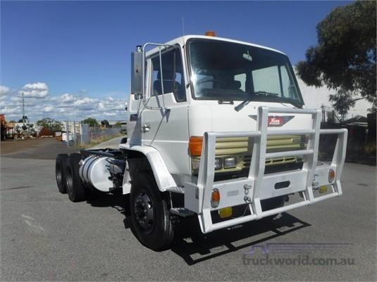 1990 Hino Gs221 Raytone Trucks - Trucks for Sale