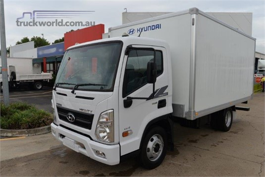 2020 Hyundai Mighty EX4 East Coast Truck and Bus Sales - Trucks for Sale