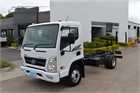 2020 Hyundai Mighty EX6 Cab Chassis