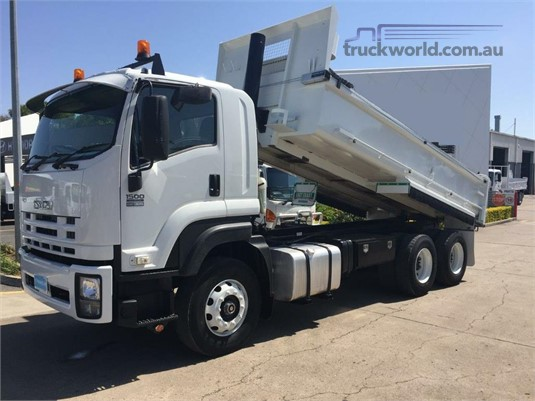 2008 Isuzu FXZ 1500 East Coast Truck and Bus Sales - Trucks for Sale