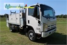2012 Isuzu NPS 300 4x4 Service Vehicle