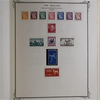 New Zealand Stamps in Scott National 1874-1978