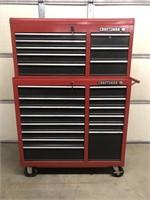 Craftsman 22 drawer rolling tool box