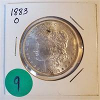 50 - SILVER MORGAN DOLLAR (SEE PICS