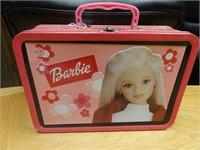 Barbie popcorn tin-2000