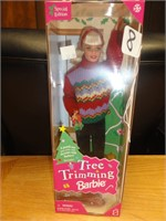 Tree Trimming Barbie special edition 1994