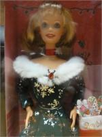 festive season barbie 1997