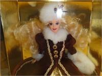 Happy Holidays Special Edition Barbie 1996