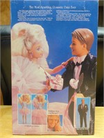 Sparkle Eyes Barbie 1991
