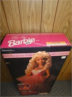 My Size Barbie 3 ft tall 1992
