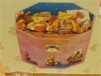Classic Treasures Musical jewelry box