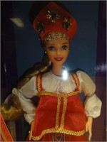 Russian Barbie collector edition 1996