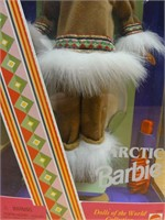 Arctic Barbie collector edition 1996
