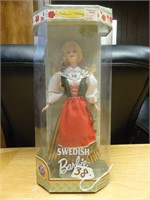 Swedish Barbie collector edition 1999