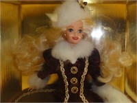 Happy Holidays Barbie special edition 1996